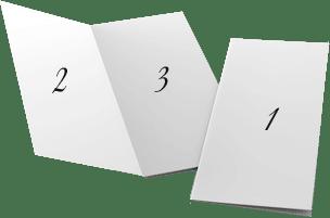 Aufbau Mustertexte Trauerkarte Trauerdruck