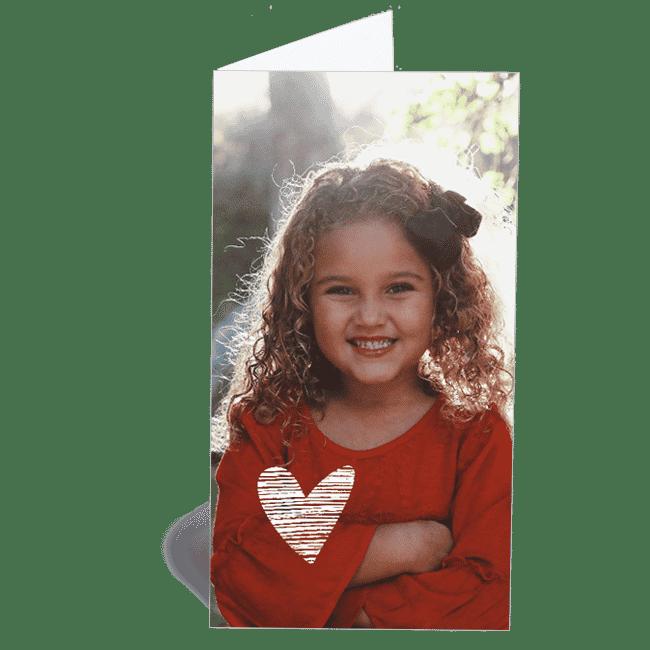 Kinder Trauerkarte Kind