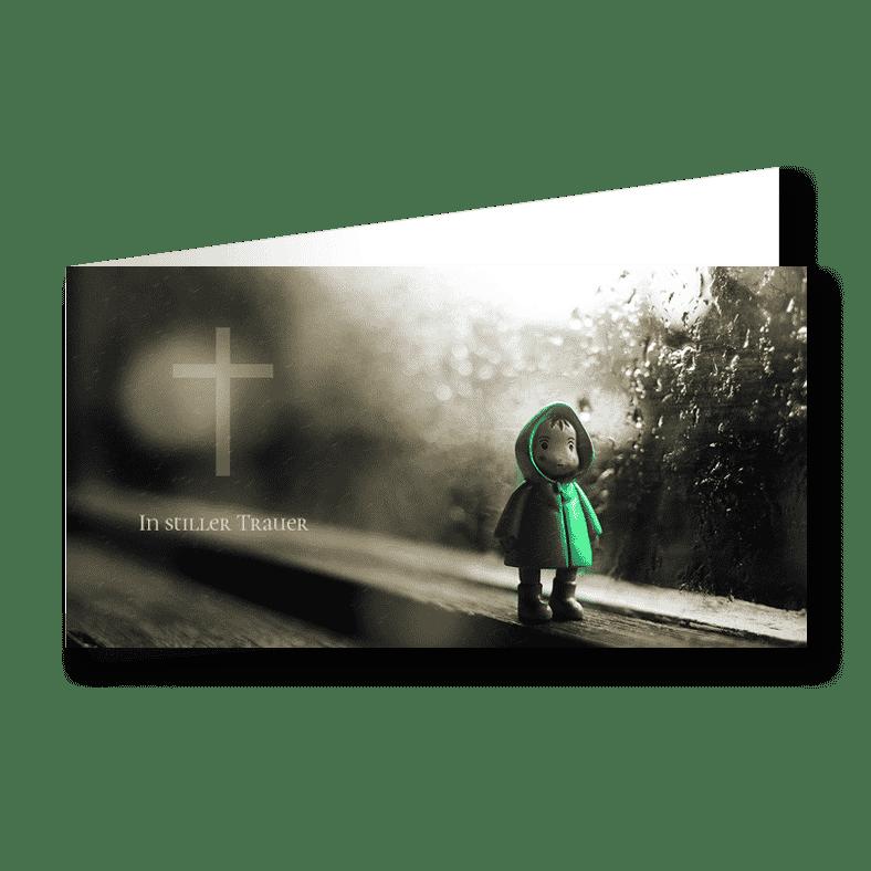 Trauerkarte Fenster