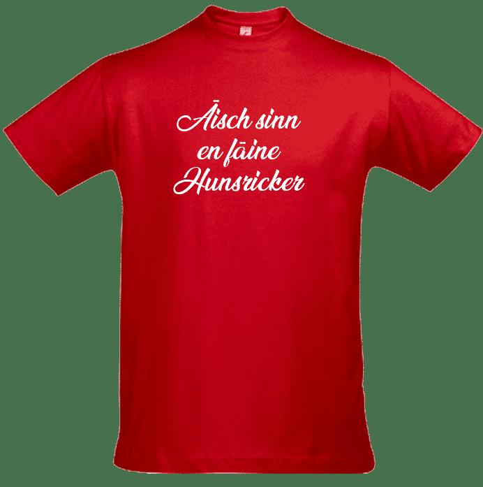Tshirt fäine Hunsrücker