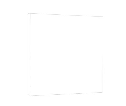 Leinwandbild Gästebuch zur eigenen Gestaltung
